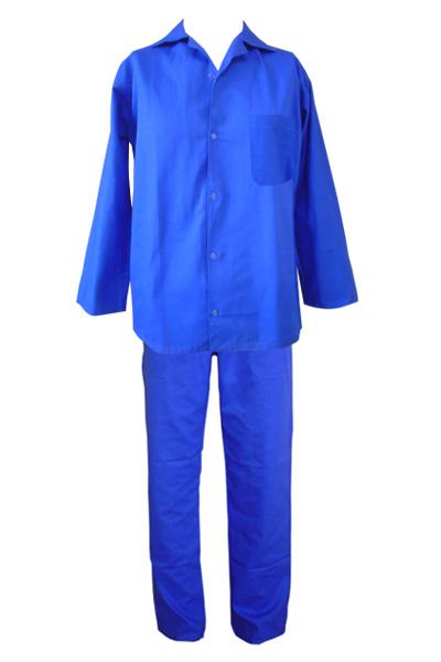 a5ca7bc01 Calça Cós Elástico e Camisa Aberta Manga Longa